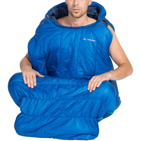 VAUDE Säntis 800 Syn Sleeping Bag blue